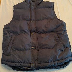 Men's St John's Bay puffer vest